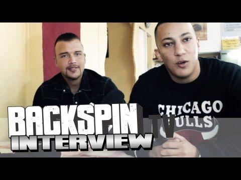 Kollegah Farid Bang JBG2 Interview Part 1 2 BACKSPIN TV 464