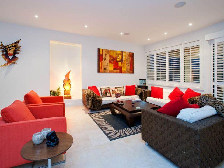 White tile flooring living room 800 600 airbnb sfr pinterest - Nice tiles for living room ...