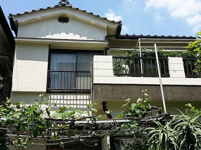 東京都葛飾区の外壁塗装・屋根修理工事の施工事例