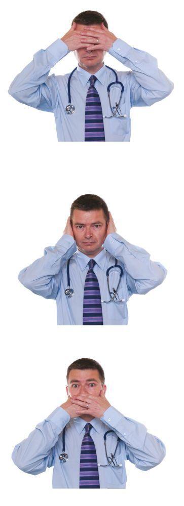 Drogi Medyczny Detektywie, czy możesz mi coś wyjaśnić? Usłyszałam od mojego internisty/pielęgniarki, że...
