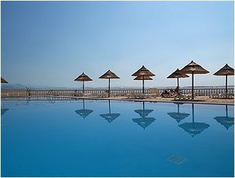 Pantokrator Hotel, Corfu Island, Greece