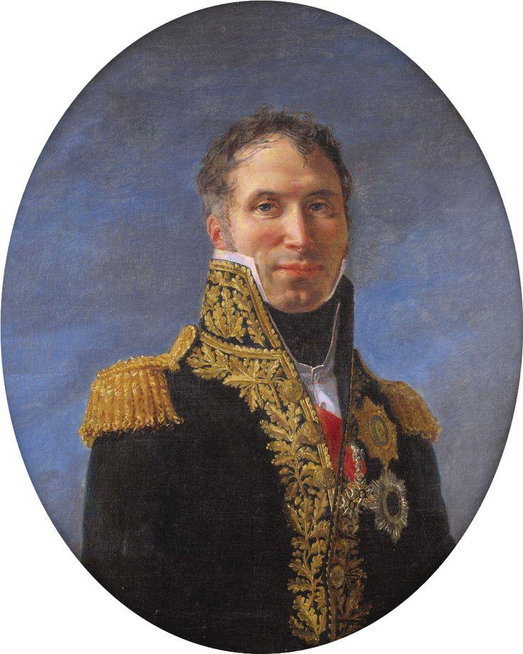 Claude Carra Saint-Cyr, generale