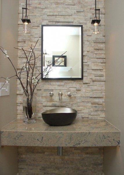 Lark Interior Design Michigan Roomrenovations Modern Powder
