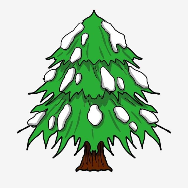 Hand Drawn Pine Winter Pine Cedar Tree Tasson Snow Falling Pine Cartoon Cedar Tree Hanging Pine Trees Png Transparent Clipart Image And Psd File For Free Dow Cedar Trees How To