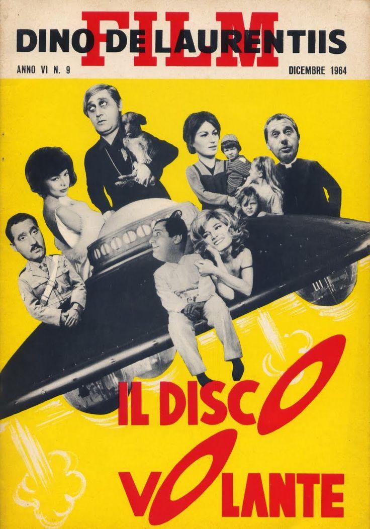 Il disco volante - Tinto Brass