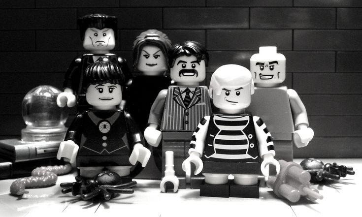 Halloween con la famiglia Addams | il party a tema