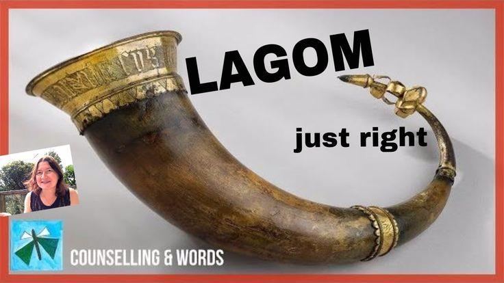 Lagom - Just Right
