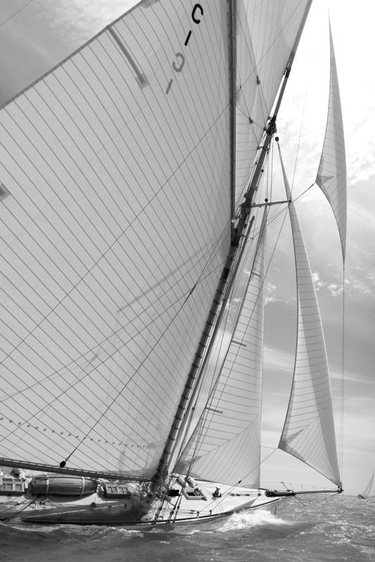 British Classic Yacht Club Panerai Cowes Regatta report | The Daily Sail