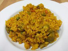 Paella by Cuisine Companion. Una receta que no puede faltar en cualquier comida de verano. Toma nota de la receta: http://www.clubcocinamoulinex.es/recetas/detalle/514