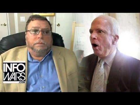 SHOCKING! Senator McCain Sold Out His Fellow POW's - Investigative journalist…