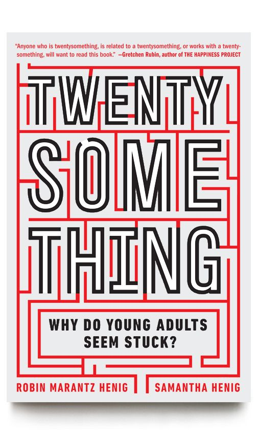 Twenty Something by Devin Washburn, via Behance