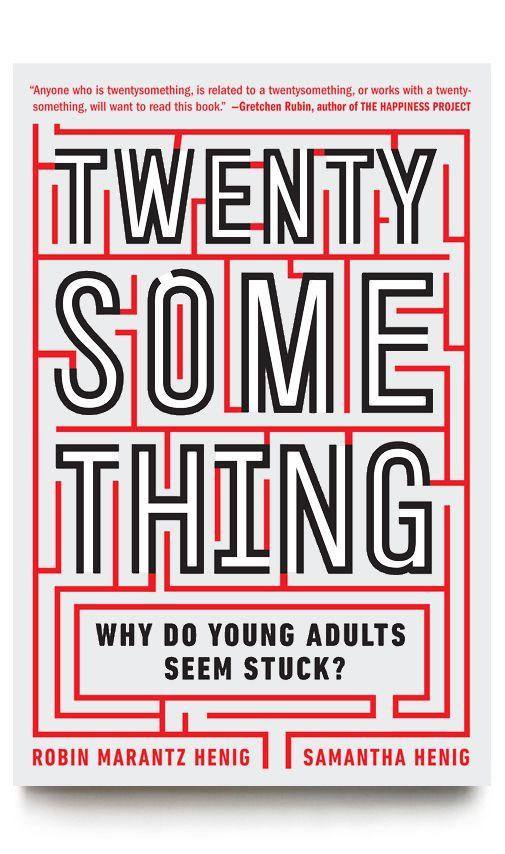 Twenty Something by Devin Washburn, via Behance