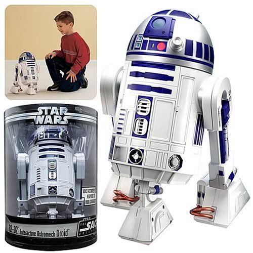 Star Wars R2D2 Interactive Astromech Droid Voice Activated Unknown