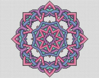 Thank you for looking! Available here is this complete cross stitch chart which will be made available to you immediately after purchase.                                                                                                                                                                                 More