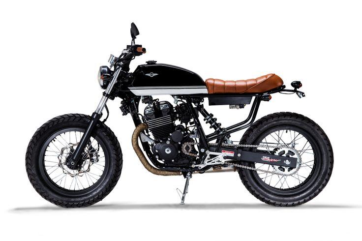 Twisted 250 by Lucca Customs | Garagem Cafe Racer