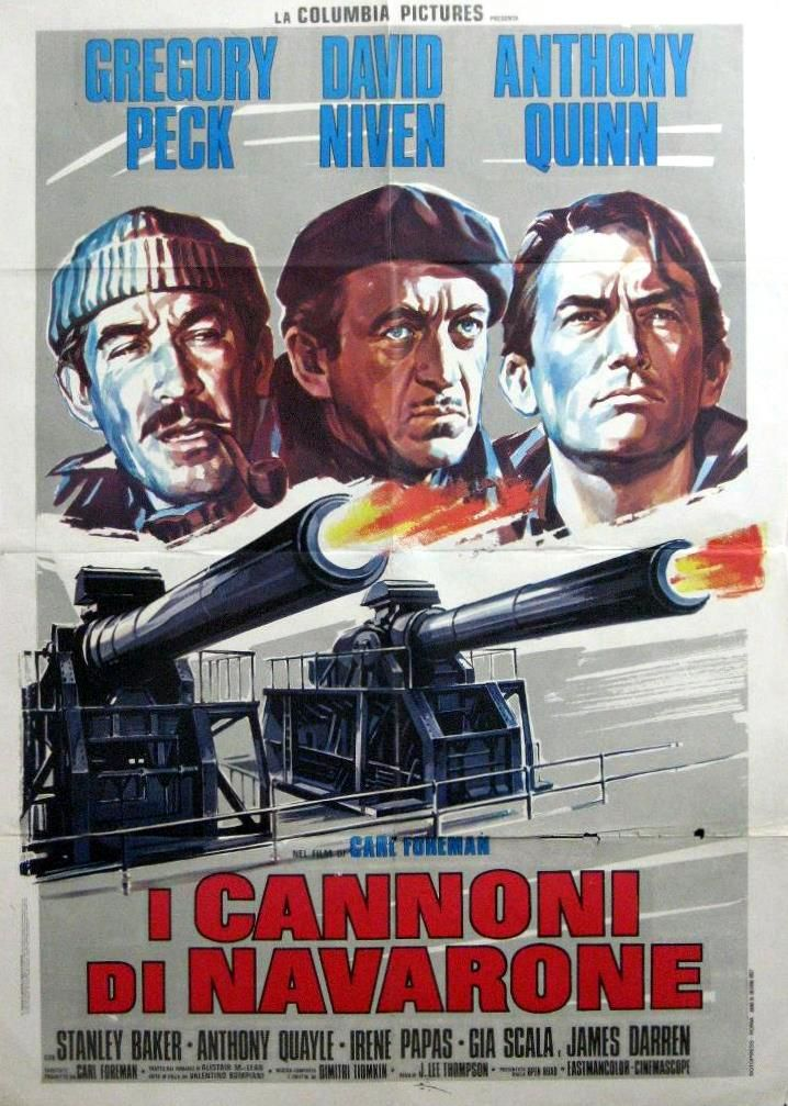 I cannoni di Navarone/1961 / directed by J. Lee Thompson and Alexander Mackendrick