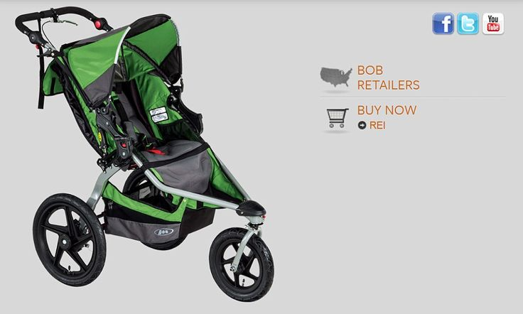 The A-list's favorite baby strollers: From the practical to the flashy
