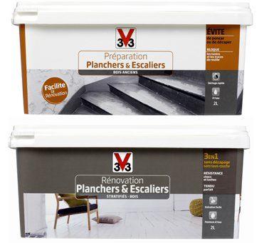 17 meilleures id es propos de peindre le bois stratifi sur pinterest meubles en stratifi for Peinture escalier vitrifie
