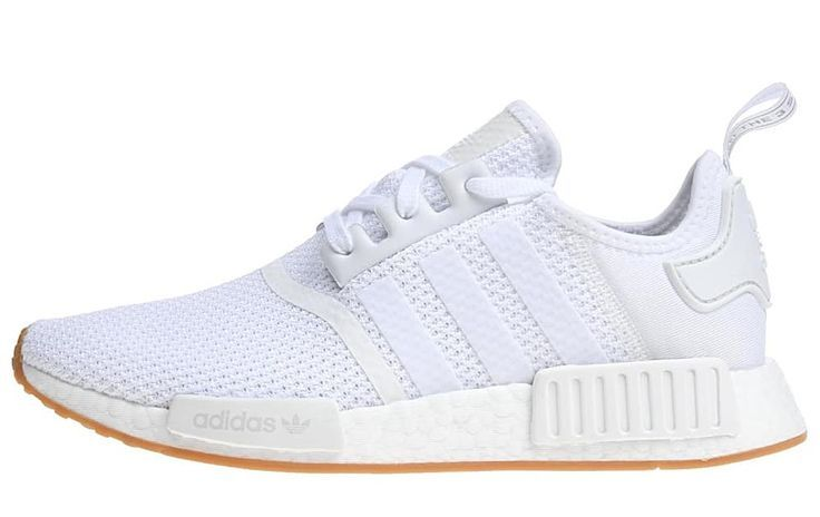 Adidas Nmd_R1 Baskets pour Homme Blanc Chaussures