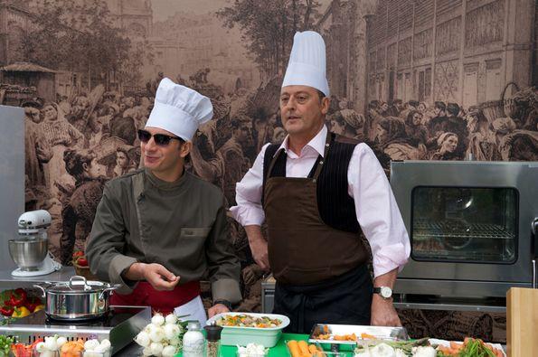 Comme un Chef / Faceci od kuchni, France 2012, dir. Daniel Cohen #łódź #lodz #pgnig #transatlantyk #festival