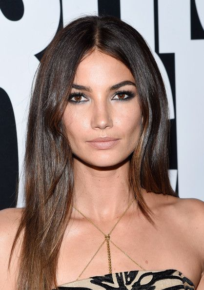 Lily Aldridge Photos: Three Lions Entertainment Presents Fashion Rocks 2014 - Arrivals