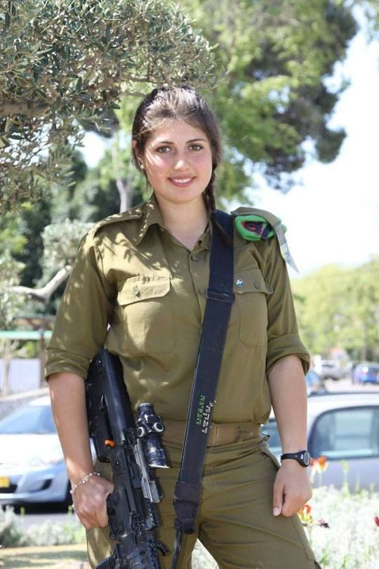 Pin By Alan Bogner On Idf Woman  Israeli Female Soldiers -7042