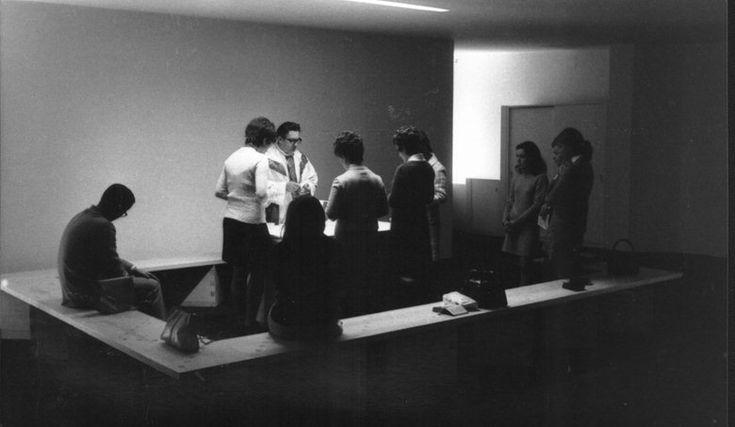 CAPPELLA NELLA CASA DELLO STUDENTE LINO ZANUSSI, Pordenone, 1969 - Glauco e…