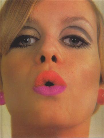 Twiggy + Información sobre nuestro #curso de #maquillaje ► http://curso-maquillaje.es/msite-nude/index.php?PinCMO