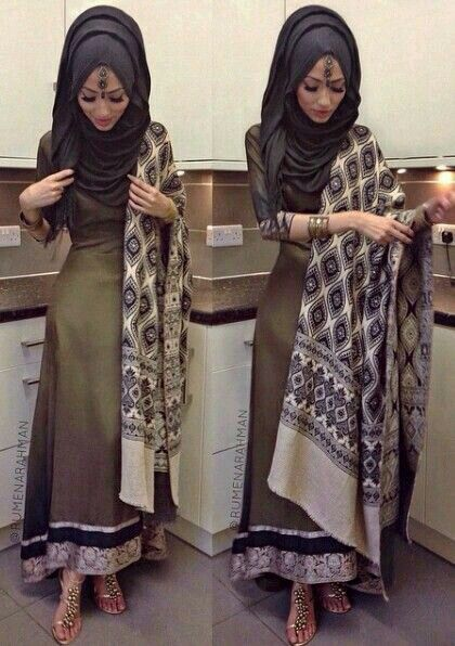 Top 25 best spécial hijab mariages et occasions images on Pinterest  ZD36