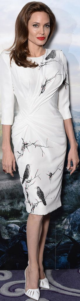 Angelina Jolie's shoes could kill you!