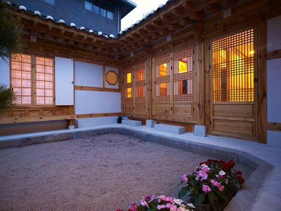 한국건설신문 모바일 사이트, 올해의 한옥대상, 가회동 엘(L)주택