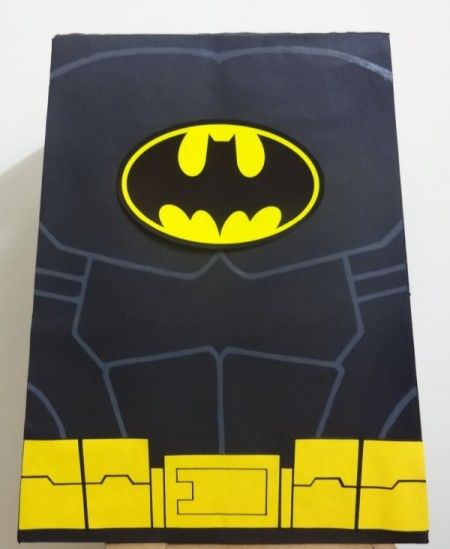 Lego Batman Costume (Body)                                                                                                                                                     More