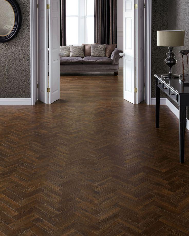 Karndean wood flooring - Sundown Oak by @KarndeanFloors available from Rodgers of York #flooring #interiors