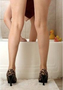 bathroom sex sex in bathroom sexy time pinterest. Black Bedroom Furniture Sets. Home Design Ideas