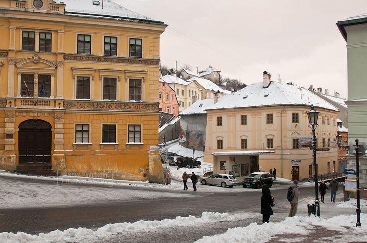 Banská Štiavnica - Andreja Kmeťa https://www.google.com/maps/d/viewer?mid=1peiLhfLGVISgg9Ia7zYOqWecX9k&usp=sharing