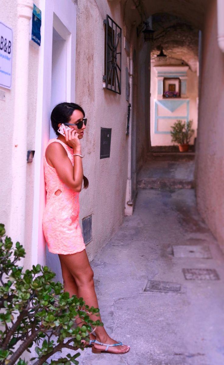 Summer Dress: www.discoveringtrend.blogspot.it  #dresslily #pinkdress #summerdress #lifestyle #fashionblogger