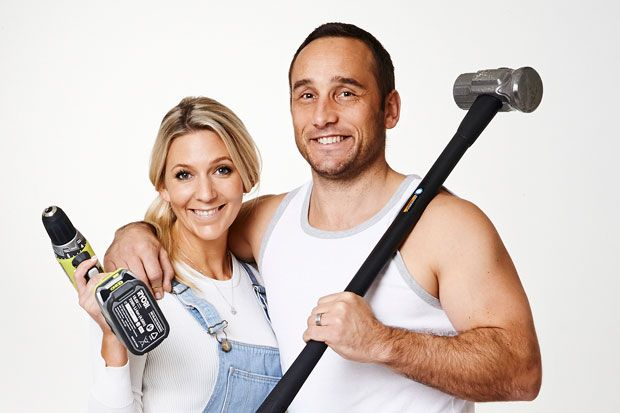 Jo And Damo - Articles - Jo and Damo - Teams - The Block NZ - 2014 Shows - TV3