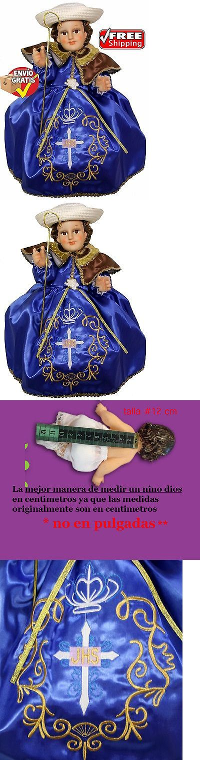 Other Cultural Clothing 155254: Santo Niño De Atocha, Vestido Nino Dios,Ropa Nino Dios,Baby Jesus Clothing -> BUY IT NOW ONLY: $34.75 on eBay!