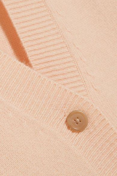 Chloé | Oversized cashmere cardigan | NET-A-PORTER.COM