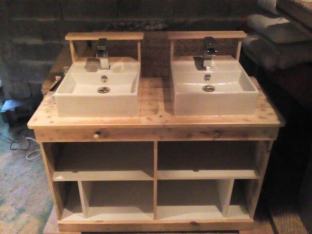30 best salle de bain images on Pinterest Bathroom, Bathroom ideas - maison sans vide sanitaire humidite