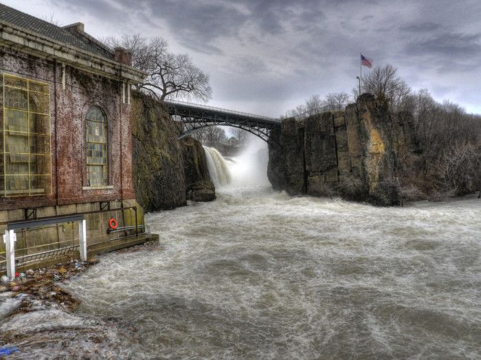 11. Great Falls, Paterson