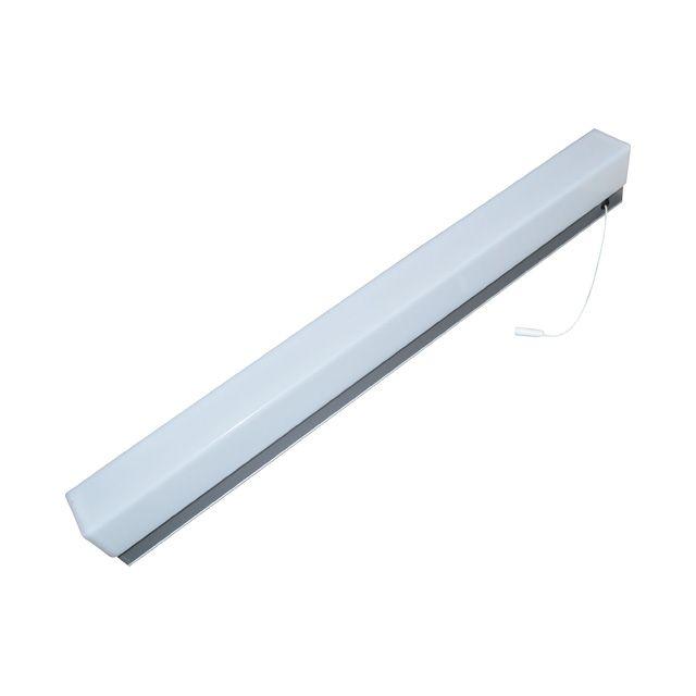 Applique LED 10W à interrupteur tirette - CASTORAMA