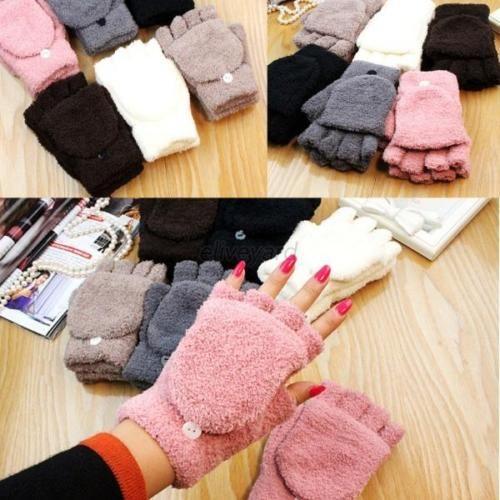 Fashion-Unisex-Women-Men-Knitted-Fingerless-Winter-Gloves-Soft-Warm-Mittens