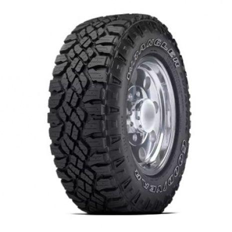 Goodyear Wrangler Tire Sizes