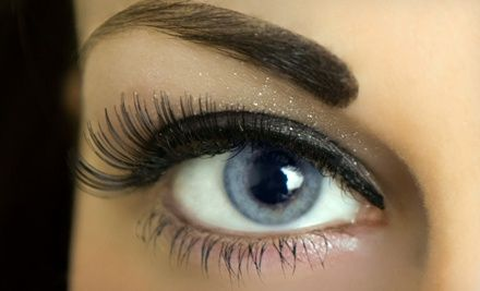 Groupon - Mink Eyelash Extensions with 40, 70, or 90 Lashes Per Eye at Cocoa Elle (Up to 68% Off). Groupon deal price: $59.00
