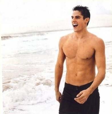 Sean Faris! - you can call me Mrs. Faris