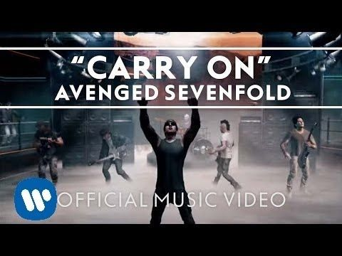 Avenged Sevenfold - Carry On (featured in Call of Duty: Black Ops 2) [Official Music Video] - YouTube