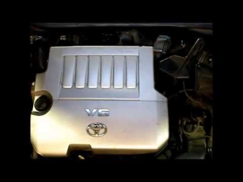 2007 Toyota Camry V6 2GR-FE 3.5L Spark Plug Replacement