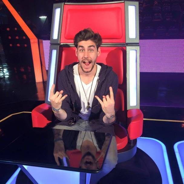 This is @thevoice_italy !! I'll never forget that experience ☺️☺️ #tvoi #elmismosol
