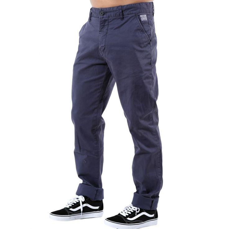 BASEHIT Ανδρικό τσίνος ελαστικό παντελόνι